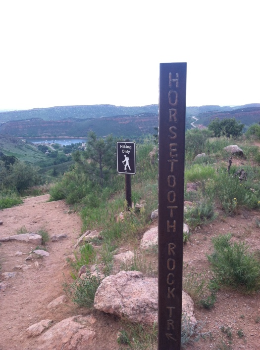 Horsetooth Rock Trail